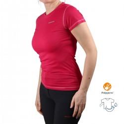 Trangoworld Camiseta Kami Rosa Mujer