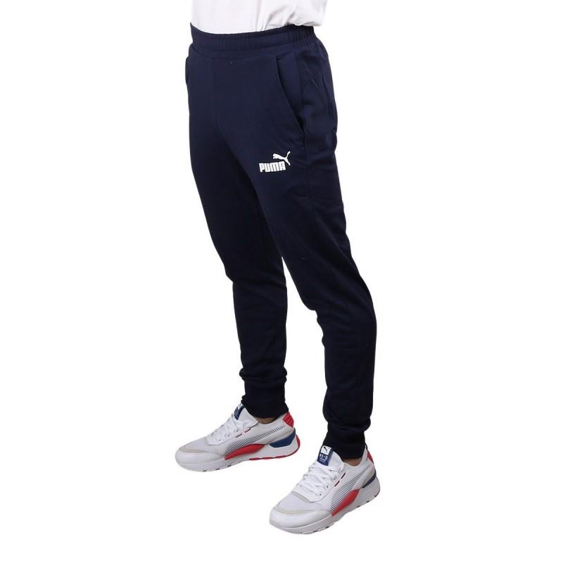 Puma Pantalón ESS Jersey Pants Peacoat Azul Marino Hombre
