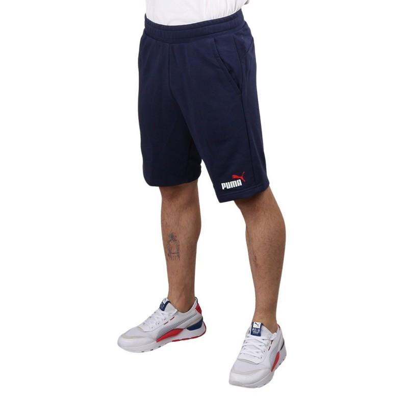 """Puma Pantalón corto ESS+ 2 Col Shorts 10"""" Peacoat Azul Marino Hombre"""