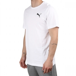 Puma Camiseta ESS Small Logo Tee Hombre