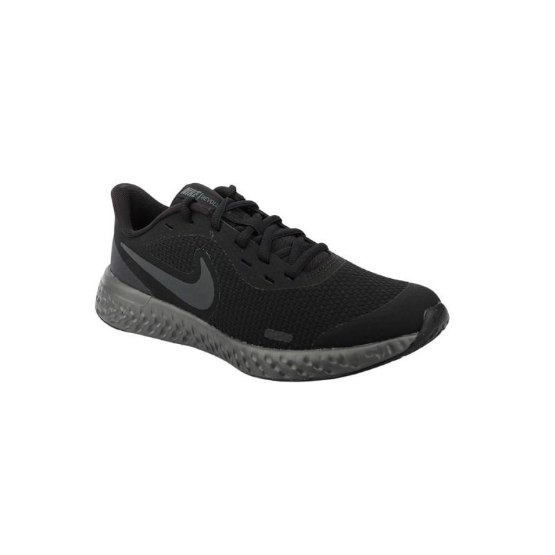 Nike Revolution 5 wmns Black Anthracite Negro Mujer
