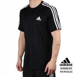 ADIDAS Camiseta M 3S T Black Negro Hombre