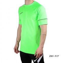 Nike Camiseta Dri-FIT Academy Green Strike Verde Fluor Hombre
