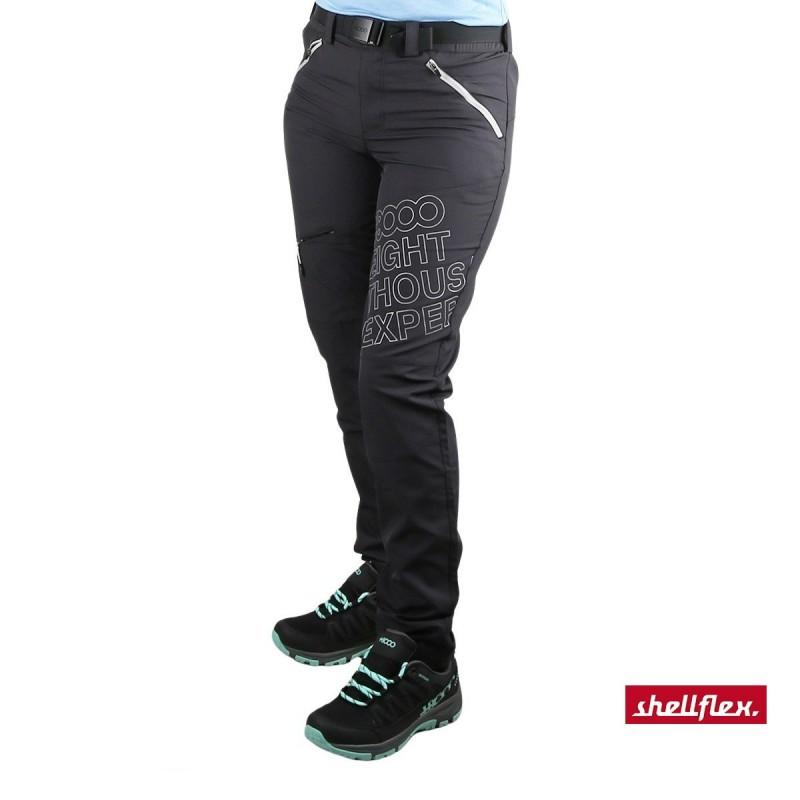+8000 Pantalón MACANA 21V Negro Mujer