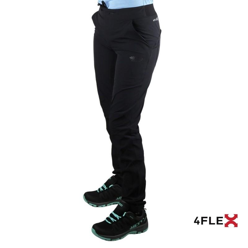 +8000 Pantalón CONDA 21V Negro Mujer