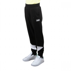 Puma Pantalón de chándal Rebel Pants negro Niño