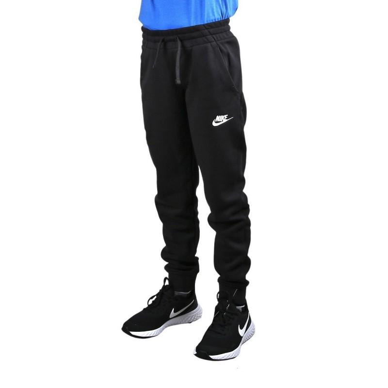 Nike Pantalón Sportswear Club JOGGER Negro Niño