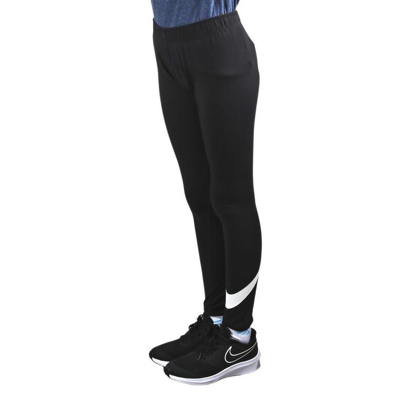 Nike Malla larga Sportswear Favorites Negro Niño
