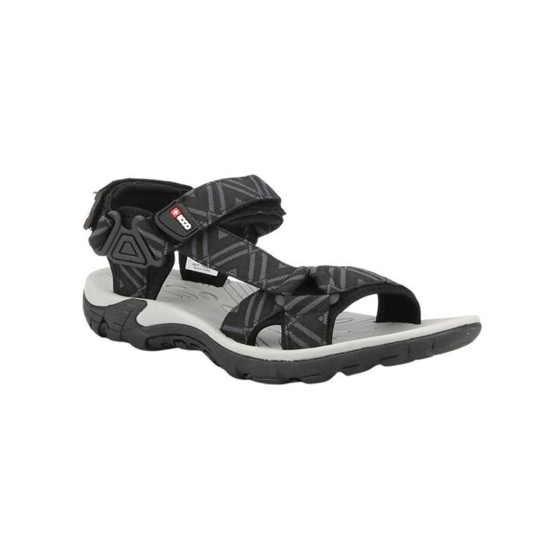 +8000 Sandalia TAKER 21V Negro Hombre