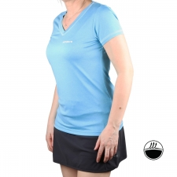 IcePeak Camiseta BEASLEY Aqua Azul Claro Mujer