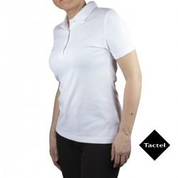 Helly Hansen Polo TECH Blanco Mujer