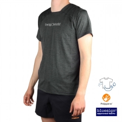 Trangoworld Camiseta KOSI Gris Jaspeado Hombre
