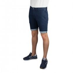 Pepe Jeans Bermudas JAMES SHORT INDIGO Azul Hombre