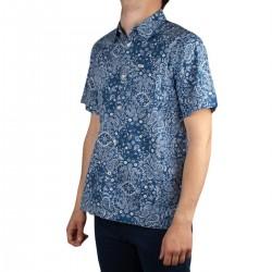 Pepe Jeans Camisa PORTER Blue Azul estampado paisley Hombre
