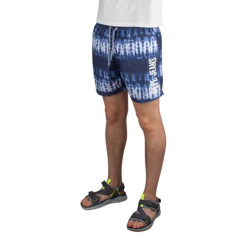 Pepe Jeans Bañador MATEO Navy Azul Marino Tie Dye Hombre