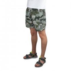 Pepe Jeans Bañador RAMIRO Green Verde Camuflaje Hombre