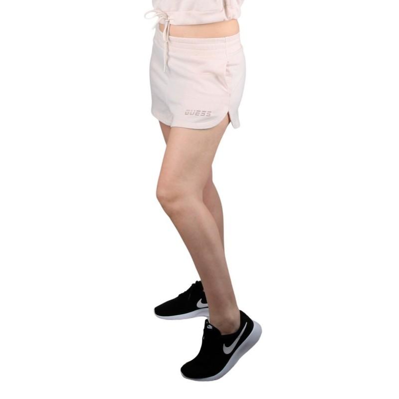 Guess Short O1GA51 FL03N G64Z White Blanco Mujer