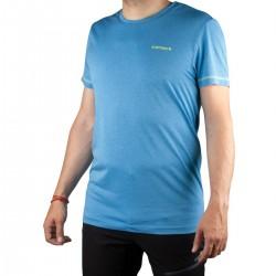 IcePeak Camiseta BOGEN Blue Azul Jaspeado Hombre