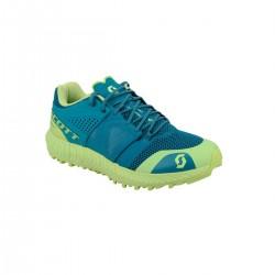 Scott Zapatilla WS KINABALU POWER BLUE/GREEN Azul Verde Mujer