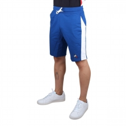 Le Coq Sportif Short SAISON 2 Short Regular N°1 M bleu electr Azul Blanco Hombre