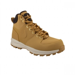Nike Bota Men's Nike Manoa Leather Boot Haystack Brown Camel Hombre