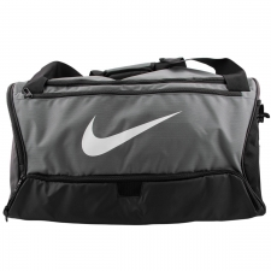 Nike Bolso deportivo Brasilia 60L Gris