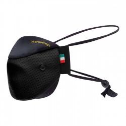 La Sportiva Mascarilla Stratos Mask Black Negra