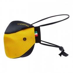 La Sportiva Mascarilla Stratos Mask Yellow Black Amarilla Negra