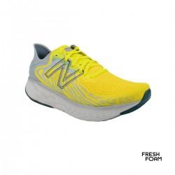 New Balance Zapatillas 1080v11 Sulphur yellow Amarillo Fluor Hombre
