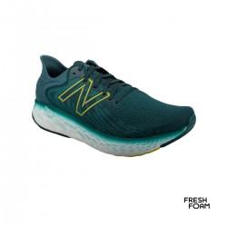 New Balance Zapatillas 1080v11 Trek sulpher yellow Verde azulado Hombre