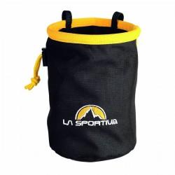 La Sportiva Magnesera Escalada Chalk Bag Negro Unisex