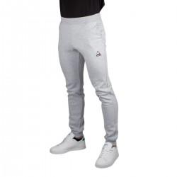 Le Coq Sportif Pantalón Chándal ESS PANT SLIM Nº2 Gris claro Hombre