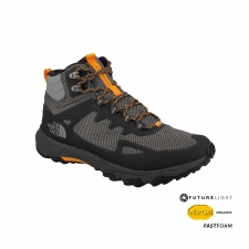 The North Face Botas M Ultra Fastpack Dark Shadow Grey Gris Oscuro Hombre