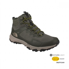The North Face Botas M Ultra Fastpack Taupe Green Black Verde Hombre