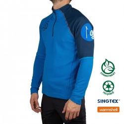 Ternua Camiseta Lemik Marina Blue Azul Hombre