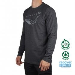 Ternua Camiseta Dingo Black Negra Hombre