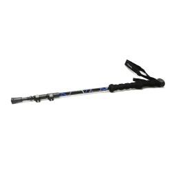 Ternua Bastón Isasa Pole Negro Azul