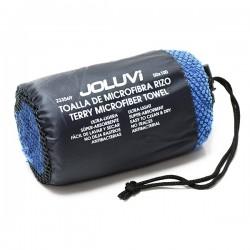 Joluvi Toalla Microfibra Rizo 50x100