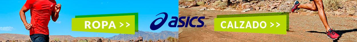 Venta online Asics. Outlet Asics