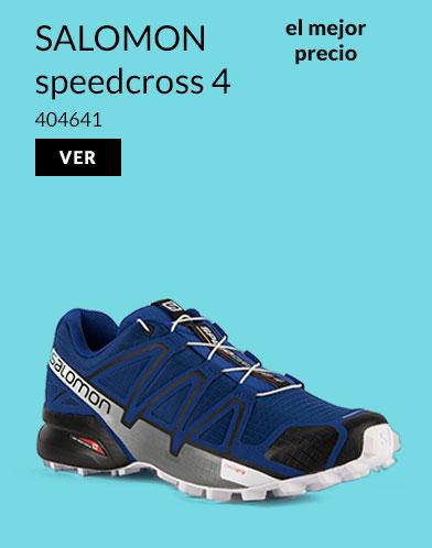Salomon Speedcorss 4