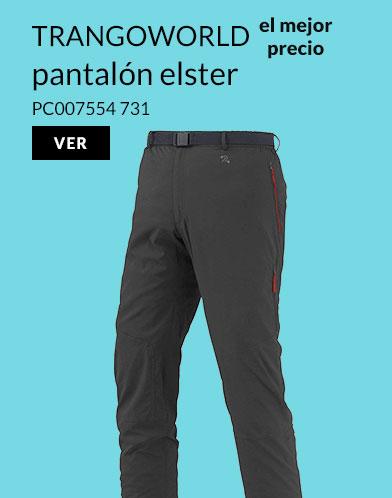 Trangoworld pantalón Elster