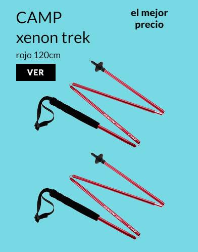 Camb bastones xenon trek