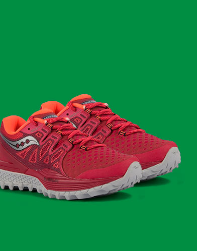 Zapatillas running/trail para ella