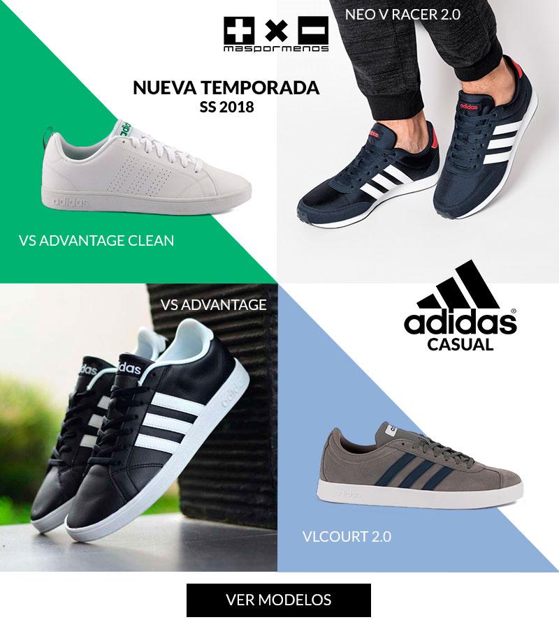 881ddef8b ADIDAS casual  Nueva temporada ss 2018. ¡Las zapatillas de moda!