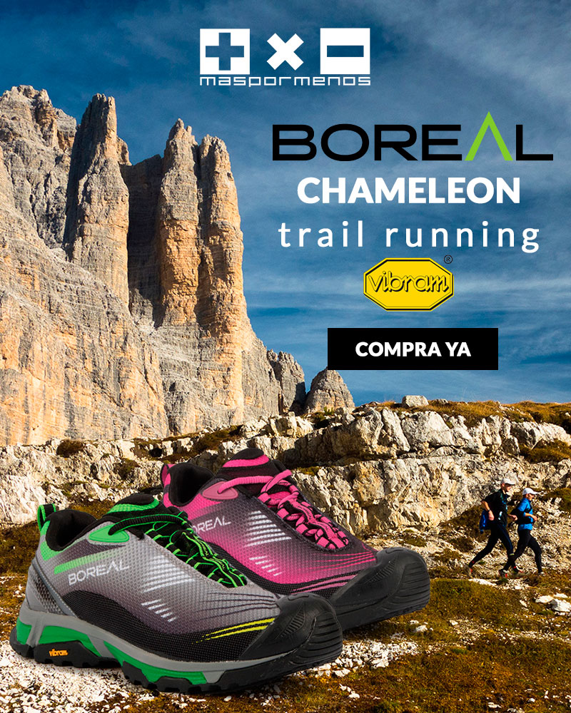 5e5420516aee9 Zapatillas Made In Boreal Running Con Spain Trail Vibram Suela gRrqgY