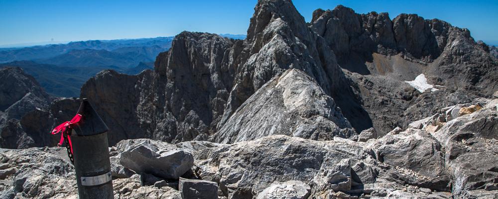 Cumbre Torre Blanca
