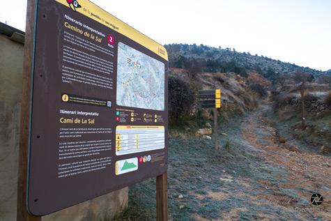 Itinerario Camino de la Sal
