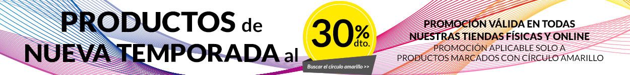 Venta online Salomon, Asics, Saucony 30%dto