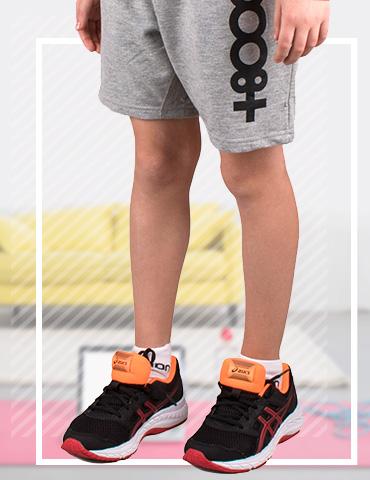 Zapatillas para niño y niña