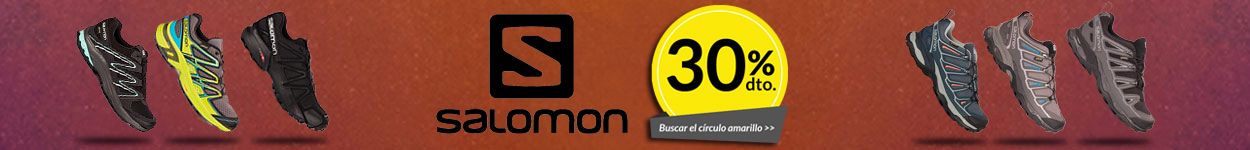 Tienda online Salomon. Outlet Salomon. Compra zapatillas baratas Salomon